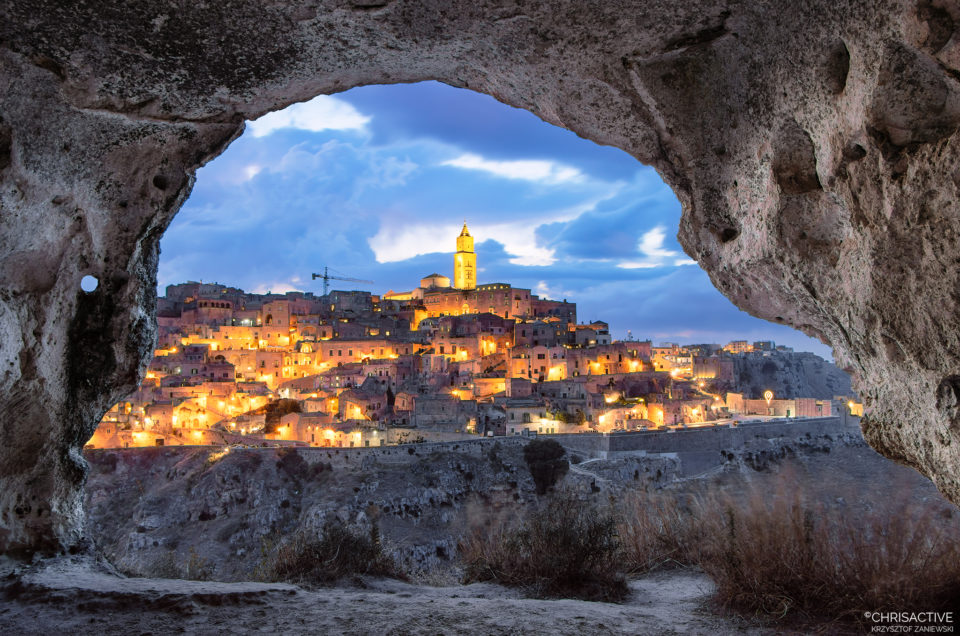 Basilicata – raj dla obiektywu.