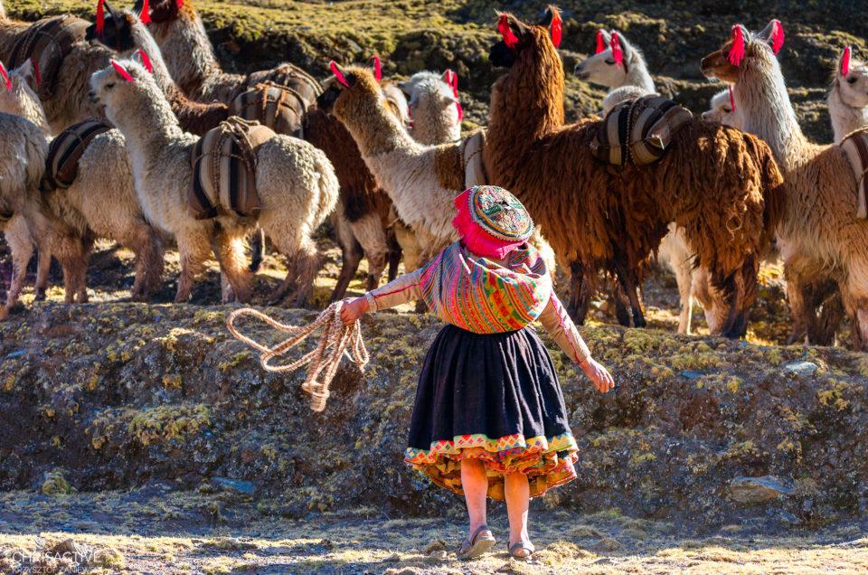 Peru – zanim powstały zdjęcia